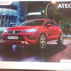 Coches y Motocicletas - Catálogo coche SEAT ATECA - 107485674