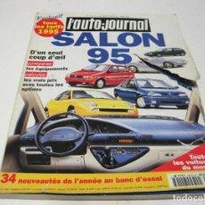 Coches y Motocicletas: CATALOGO L'AUTO JORNAL 1995. Lote 107544811