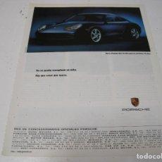 Coches y Motocicletas - PORSCHE 911: anuncio publicidad 1997 - 107621679