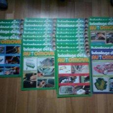 Coches y Motocicletas: FASCICULOS DE BRICOLAGE DEL AUTOMOVIL -CON PACO COSTAS -1979. Lote 108040875