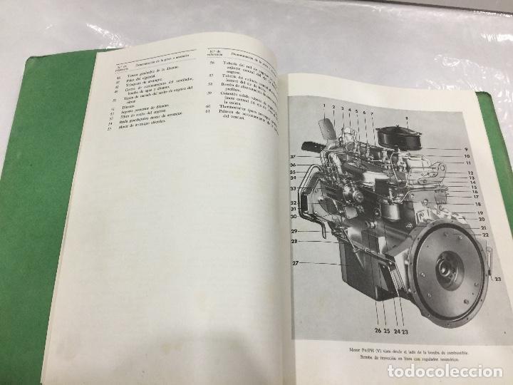 Coches y Motocicletas: PERKINS MANUAL DE TALLER MOTORES DIESEL SERIE P4/PH Y P4/192 - Foto 5 - 108750219