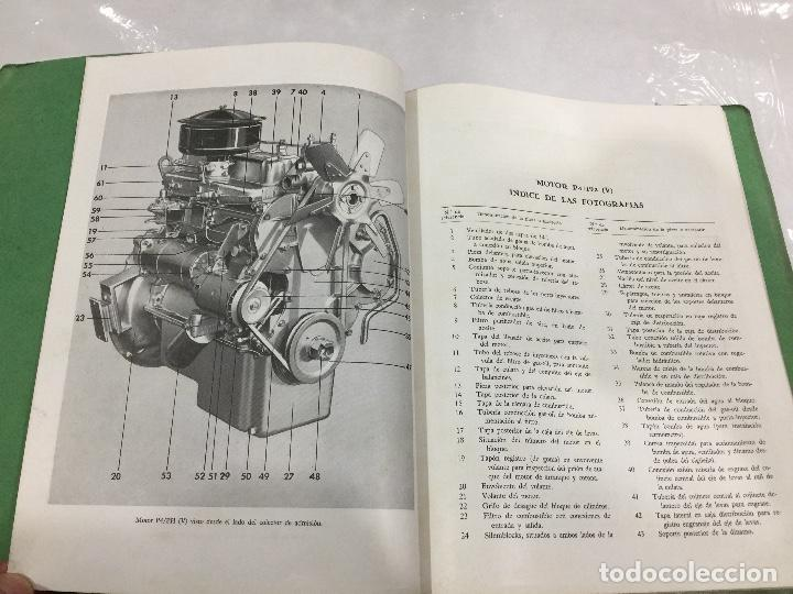 Coches y Motocicletas: PERKINS MANUAL DE TALLER MOTORES DIESEL SERIE P4/PH Y P4/192 - Foto 6 - 108750219