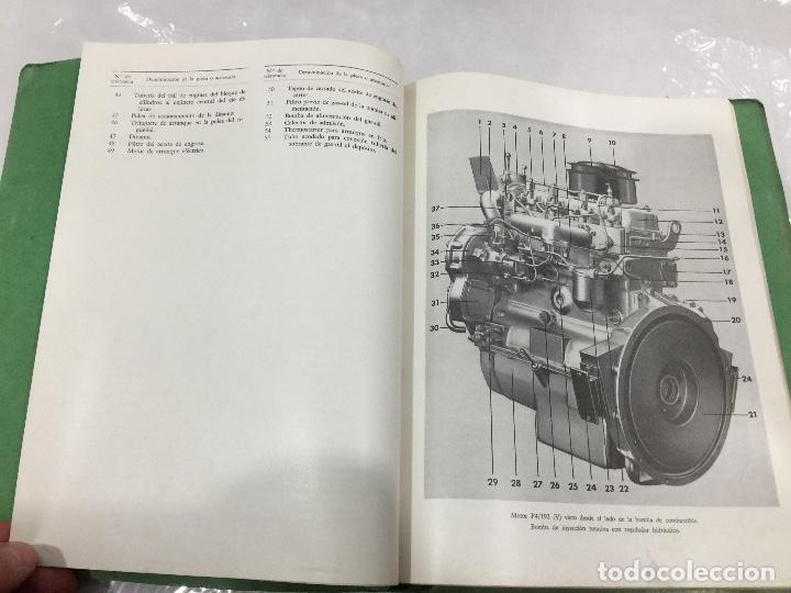 Coches y Motocicletas: PERKINS MANUAL DE TALLER MOTORES DIESEL SERIE P4/PH Y P4/192 - Foto 7 - 108750219