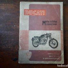 Coches y Motocicletas: LIBRO DUCATI . Lote 109342611