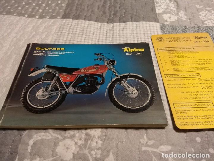 Bultaco Alpina Manual Pdf