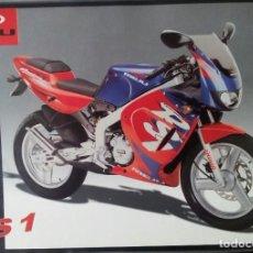 Coches y Motocicletas: CATALOGO MOTOCICLETA RIEJU RS1. Lote 110656399