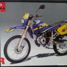Coches y Motocicletas: FOLLETO (BROCHURE) ORIGINAL CICLOMOTOR RIEJU RR. Lote 110656727