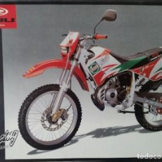 Coches y Motocicletas: FOLLETO (BROCHURE) CICLOMOTOR RIEJU RACING ESPECIAL EDITION. Lote 110656895