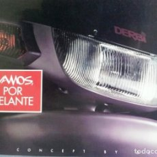 Coches y Motocicletas: FOLLETO (BROCHURE) DERBI VAMOS. Lote 110658979