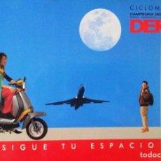 Coches y Motocicletas: FOLLETO CATÁLOGO (BROCHURE) CICLOMOTORES DERBI. Lote 110659639