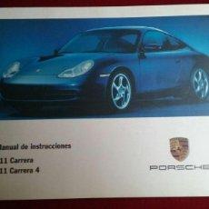 Manual de Instruccíones. Porsche 911 Carrera -911 Carrera 4.. 200 Paginas.