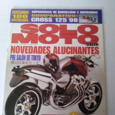 Coches y Motocicletas: SOLO MOTO OCT. 1997. Lote 111774031
