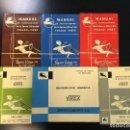 Coches y Motocicletas: PEGASO VIREX, SERVOMECANISMOS TIPO 424, 425, 426, 427, 427 Y MANUAL PIEZAS SERVOMECANISMOS SA. Lote 112225543