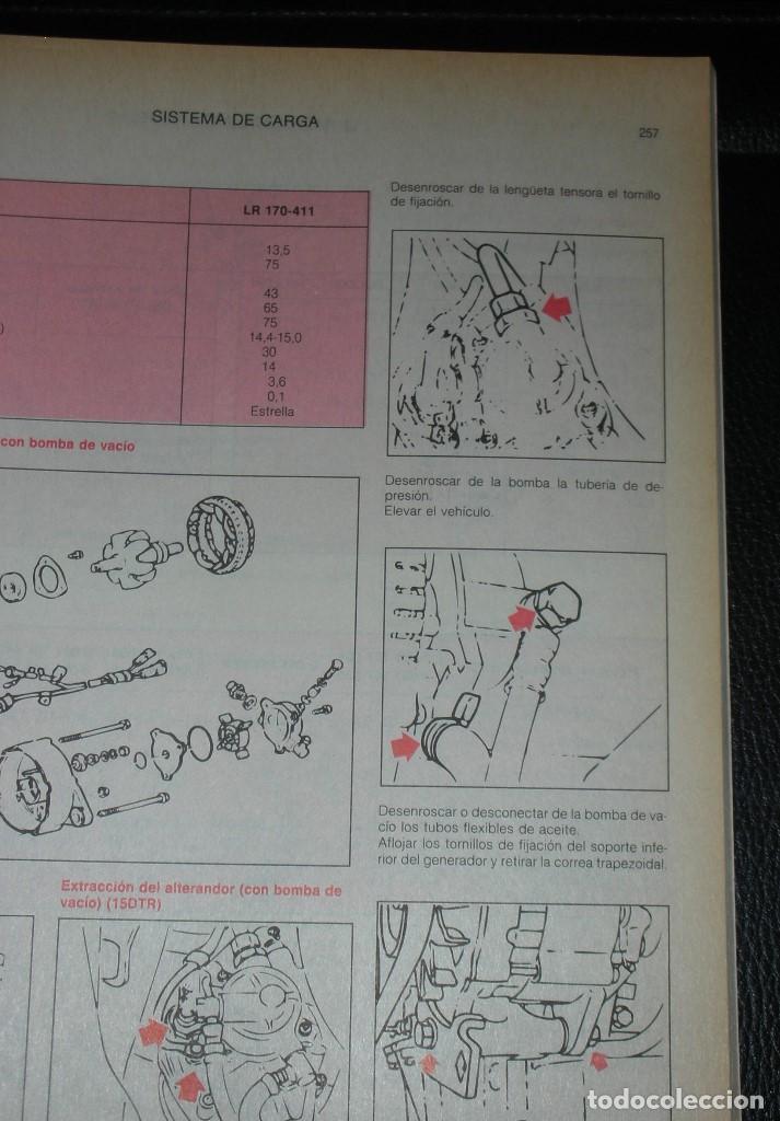 Coches y Motocicletas: OPEL KADETT GUIA TASACIONES MANUAL DE TALLER - JULIO 1991, TOMO II - COCHE MODELO KADET - Foto 3 - 113403923