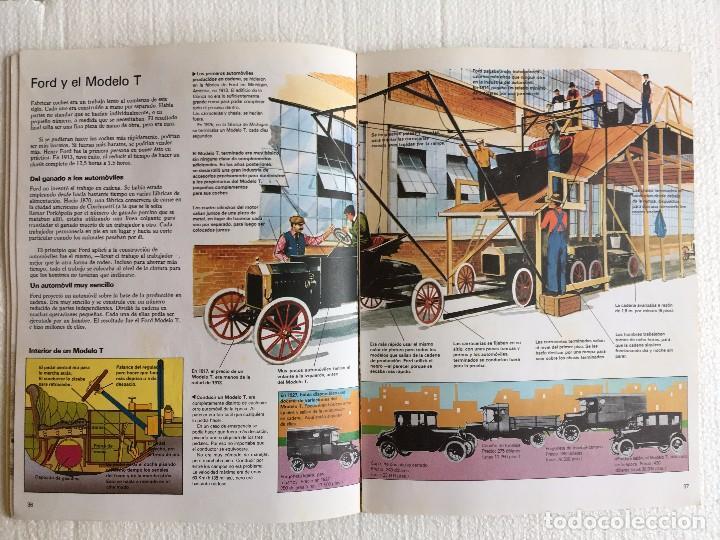 Coches y Motocicletas: Libro EL NACIMIENTO DEL AUTOMOVIL - Foto 2 - 113500187