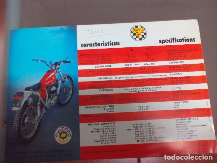 Coches y Motocicletas: Bultaco Sherpa 74125 - Foto 2 - 113691563