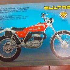 Coches y Motocicletas: BULTACO SHERPA 74125. Lote 113691563