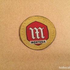 Coches y Motocicletas: PARCHE MONTESA TELA. Lote 114198687