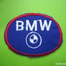 Coches y Motocicletas - Parche bordado de la marca BMW.Años 80 o 90 - 114220107