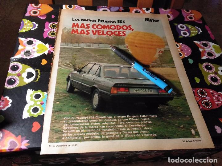 antiguo anuncio publicidad para enmarcar coche - Comprar Catálogos ...