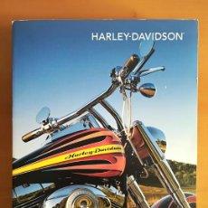 Coches y Motocicletas: MOTOCICLETA HARLEY-DAVIDSON CATÁLOGO ORIGINAL AÑO 2007 ACCESORIOS, MOTOR, PINTURAS, SIDECAR... TODO. Lote 114761702