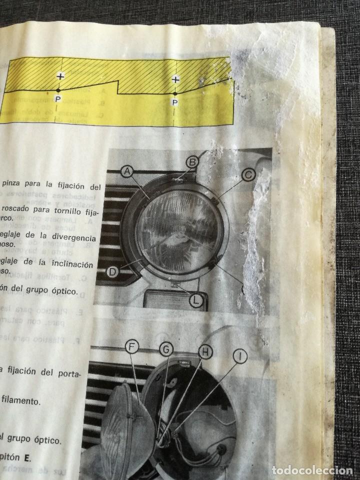 Coches y Motocicletas: LOTE 3 MANUALES SEAT: 124 D, 127, PANDA - MANUAL DE USO Y ENTRETENIMIENTO - Foto 15 - 115029859
