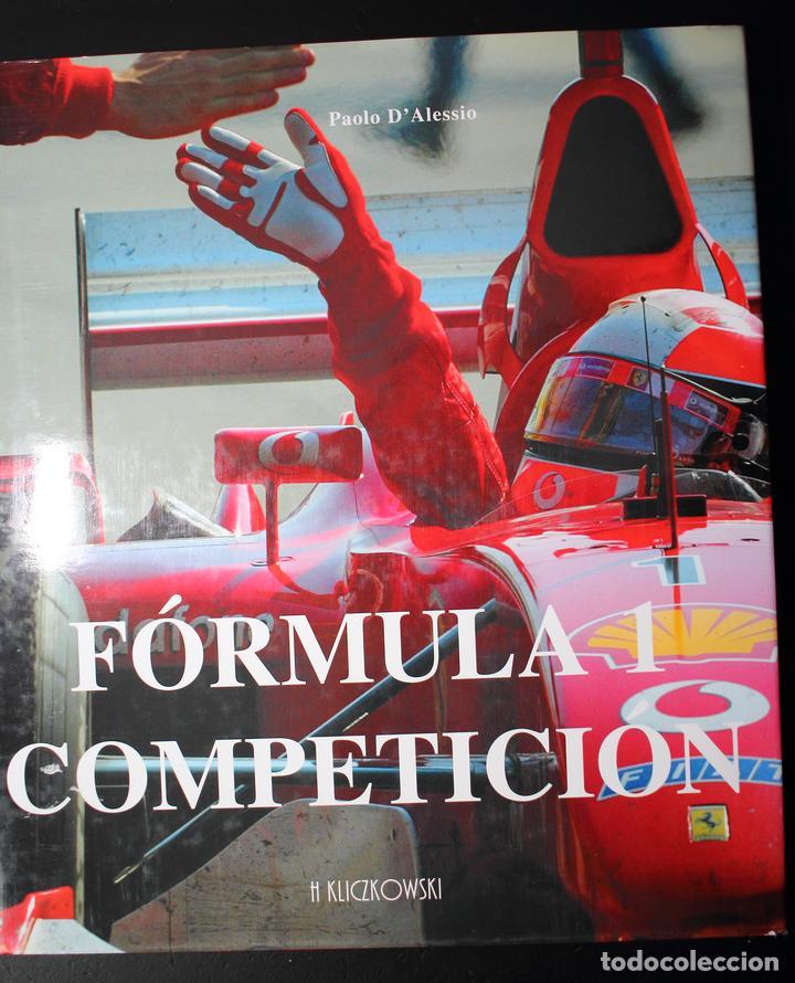 FÓRMULA 1 COMPETICIÓN (Coches y Motocicletas Antiguas y Clásicas - Catálogos, Publicidad y Libros de mecánica)