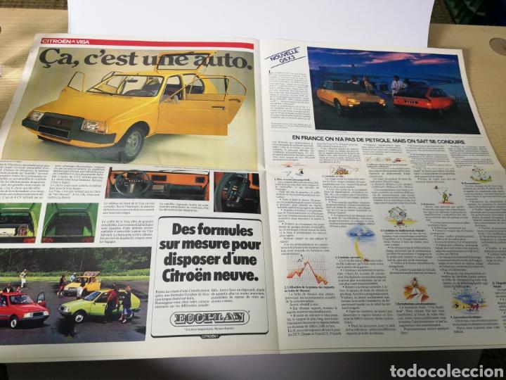 Coches y Motocicletas: Citroen voiture. Vive la visa. - Foto 2 - 115360564