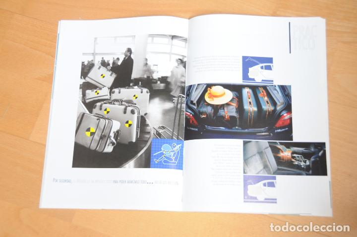 Coches y Motocicletas: CATÁLOGO RENAULT MEGANE BERLINA Y CLASSIC. CATÁLOGO ORIGINAL. AÑO 2000 - Foto 5 - 115368699