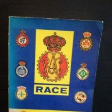 Coches y Motocicletas - Guía automovilista race - 115426347
