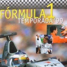 Coches y Motocicletas: FORMULA 1 TEMPORADA 99, AAVV, MIXING. Lote 115478371