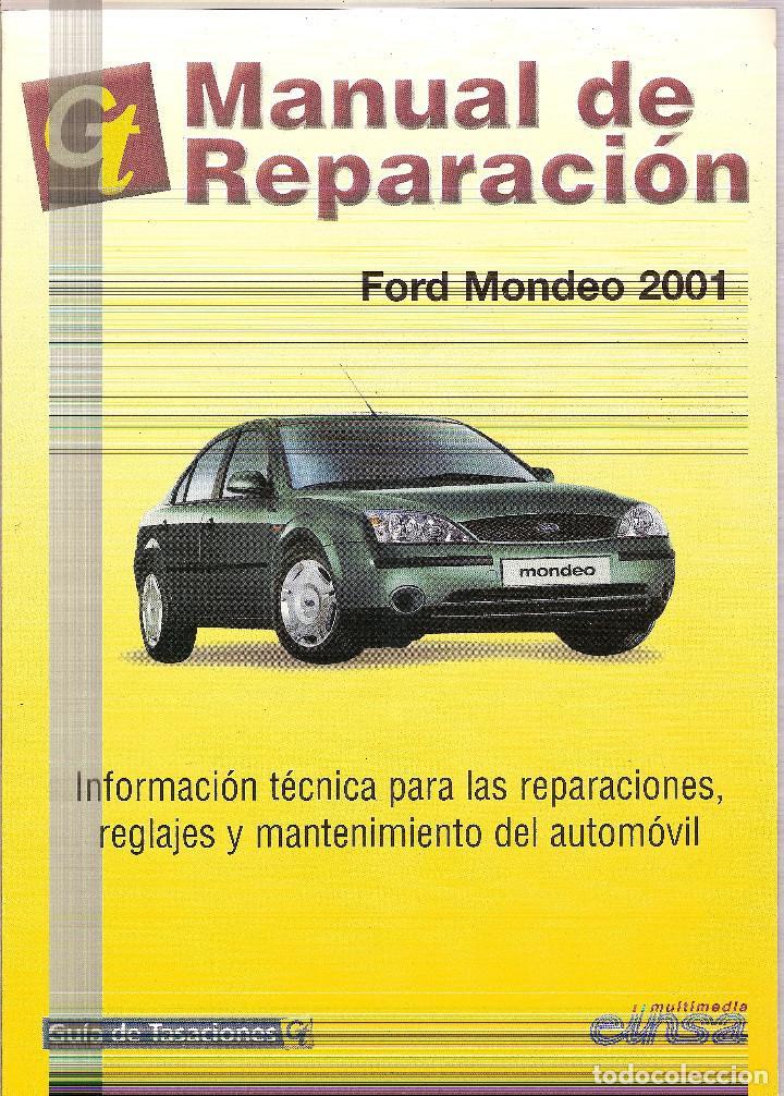 ford mondeo 2001 manual taller y tiempos de rep comprar cat logos rh todocoleccion net