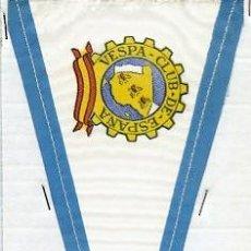 Coches y Motocicletas: BANDERIN VESPA CLUB DE ESPAÑA . Lote 115595287