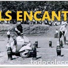 Coches y Motocicletas: FOTOGRAFIA ORIGINAL MIDE 12 X 18 CMTS VESPA GYMKANA. Lote 115596555