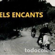 Coches y Motocicletas: FOTOGRAFIA ORIGINAL MIDE 12 X 18 CMTS VESPA CONCENTRACION VESPA SANT BARTOMEU L'AMETLLA. Lote 115597247