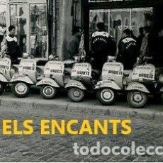 Coches y Motocicletas: FOTOGRAFIA ORIGINAL MIDE 12 X 18 CMTS VESPA CONCESIONARIO VESPA BUSQUETS GRANOLLERS. Lote 115597403