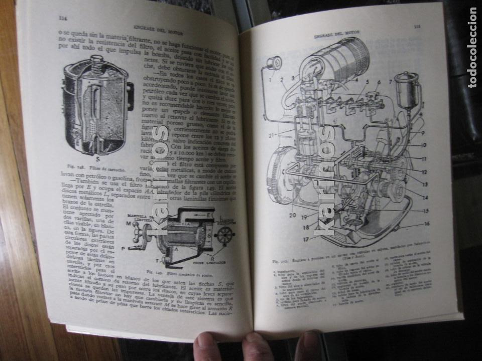 Coches y Motocicletas: Manual De Automóviles. 41 edición 1975. - M. Arias Paz c1 - Foto 2 - 116193655