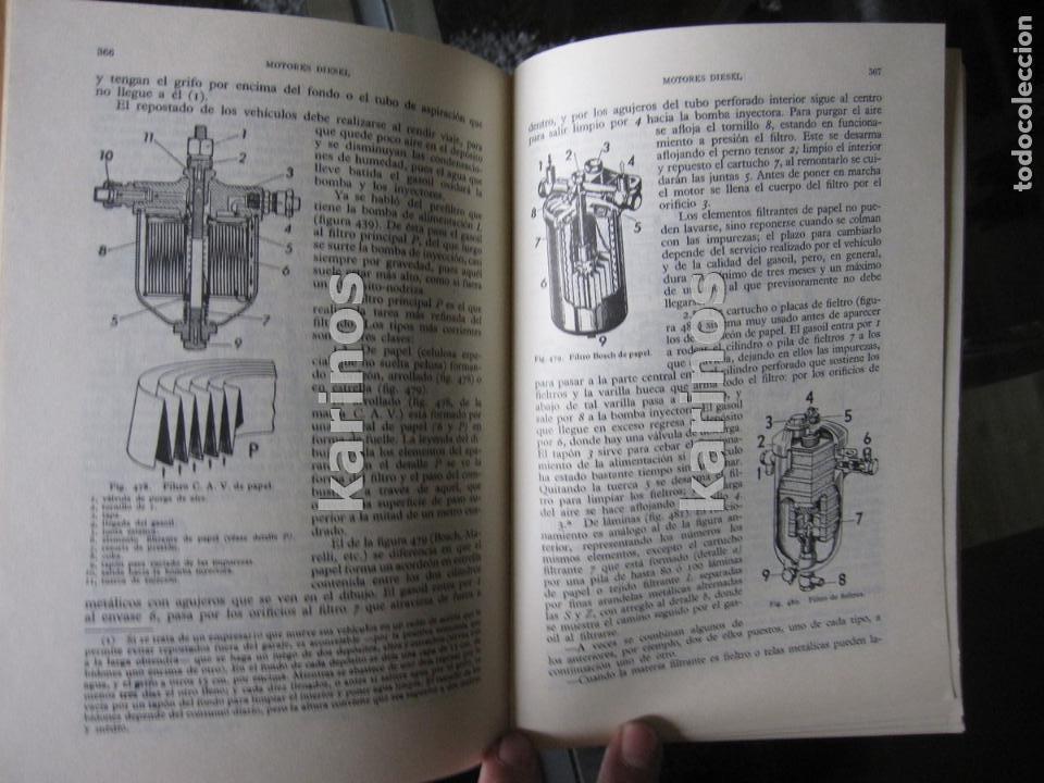 Coches y Motocicletas: Manual De Automóviles. 41 edición 1975. - M. Arias Paz c1 - Foto 4 - 116193655
