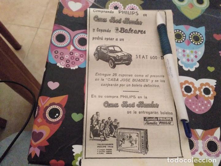 antiguo anuncio publicidad para enmarcar años 6 - Comprar Catálogos ...