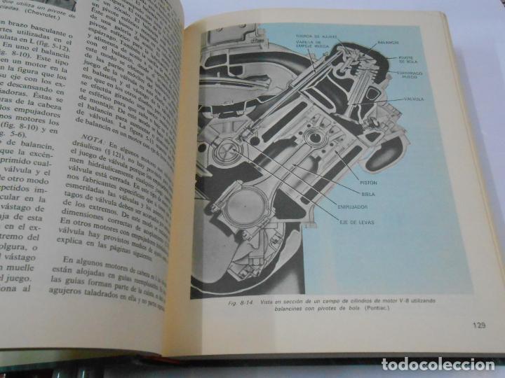 Coches y Motocicletas: MECANICA DEL AUTOMOVIL. WILLIAM H. CROUSE. MARCOMBO. TDK343 - Foto 2 - 118473375