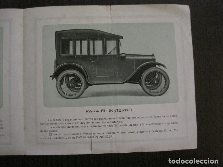 Coches y Motocicletas: CATALOGO COCHES AUTOMOVILES AUSTIN-SOCIEDAD AUTOMECANICA ESPAÑOLA - VER FOTOS - (V-14.317) - Foto 7 - 118568007