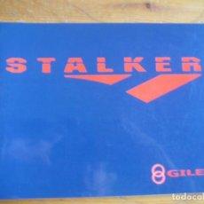 Coches y Motocicletas: MANUAL INSTRUCCIONES GILERA STALKER. Lote 118796727