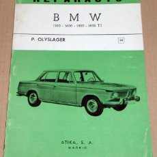Coches y Motocicletas: REPARAUTO Nº 34 BMW. Lote 119045935
