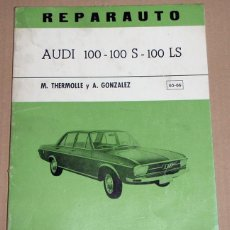 Coches y Motocicletas: REPARAUTO Nº 65 Y 66 AUDI 100. Lote 119053367