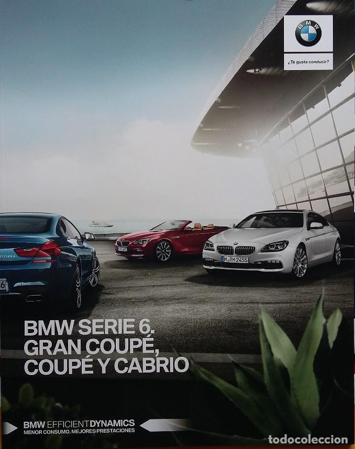 Catalogo Bmw Serie 6 Coupe Cabrio Y Gran Coupe Comprar Catalogos