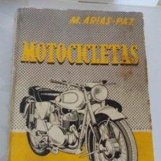 Coches y Motocicletas: MOTOCICLETAS ARIAS PAZ 1958. Lote 119426043