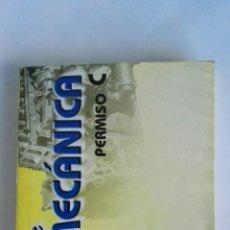 Coches y Motocicletas: MANUAL DE MECÁNICA PERMISO C. Lote 119566256