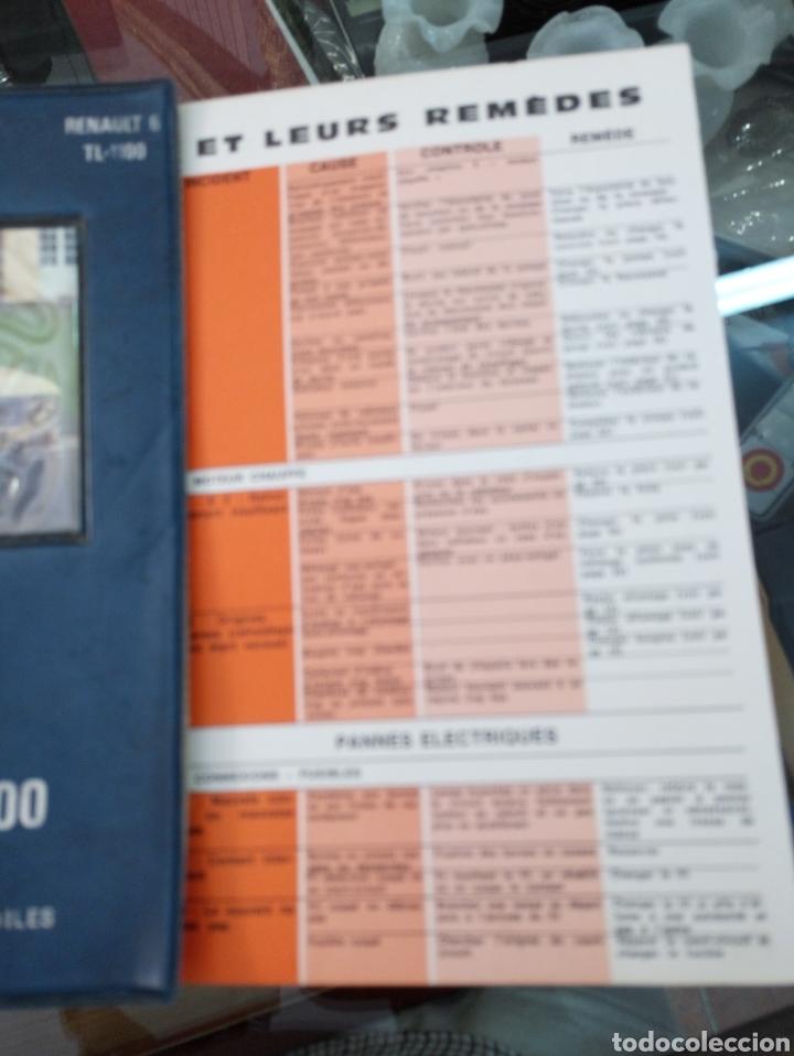 Coches y Motocicletas: RENAULT 6 TL 1100. VOTRE VOITURE. EPA. 1974 - Foto 2 - 119607322