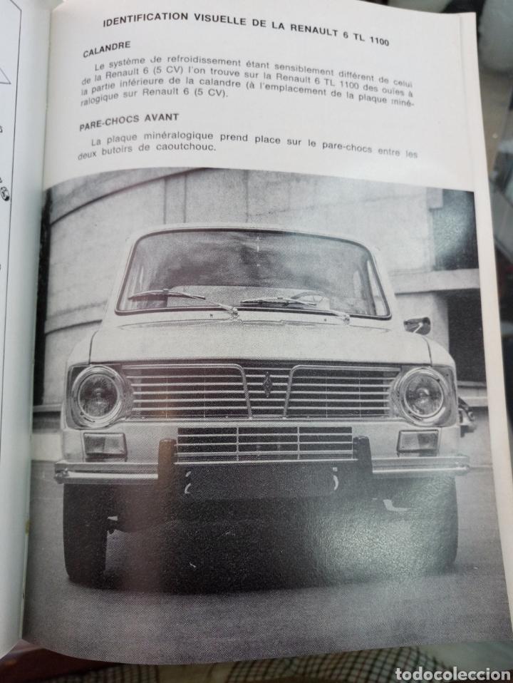 Coches y Motocicletas: RENAULT 6 TL 1100. VOTRE VOITURE. EPA. 1974 - Foto 3 - 119607322