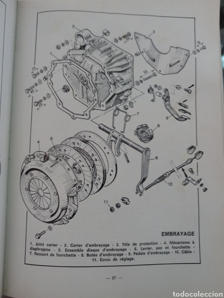 Coches y Motocicletas: RENAULT 6 TL 1100. VOTRE VOITURE. EPA. 1974 - Foto 4 - 119607322